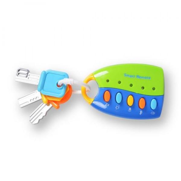 Бебешки ключове с дистанционно - K999-80B