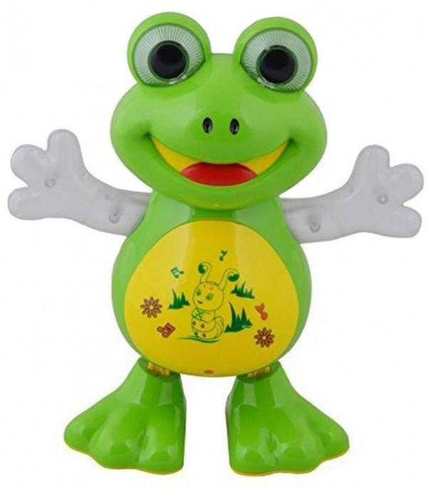 Танцуваща жабка на български език