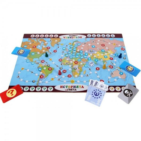 Play Land Игра Историята на света