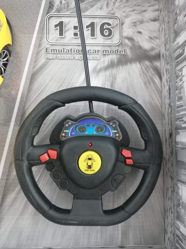 Кола с дистанционно управление XF