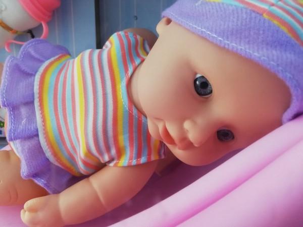 Бебе с бейбипорт
