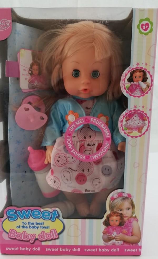 Кукла с коса и аксесоари