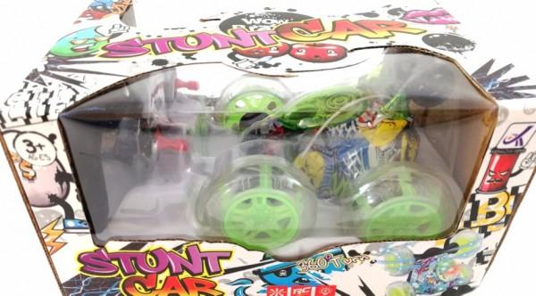 Луда кола графити