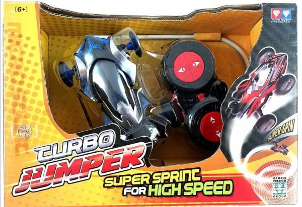 Кола с дистанционно TURBO JUMPER