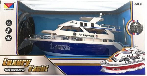 Яхта с радиоконтрол Luxury Yacht