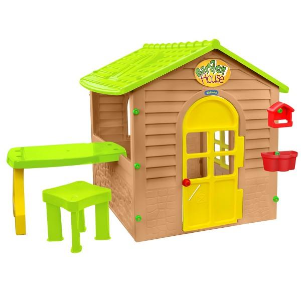 Къща с маса и стол 12240