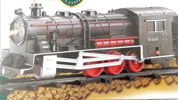 Влак на релси Classical Train