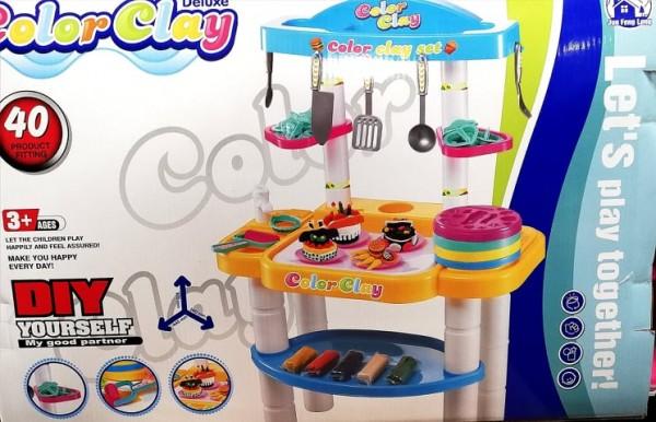 Кухня Color Clay