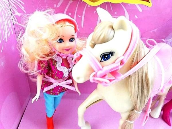 Кукла с дете и кончета