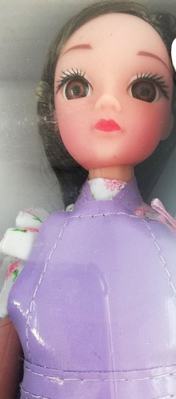 Кухня с кукла DORA