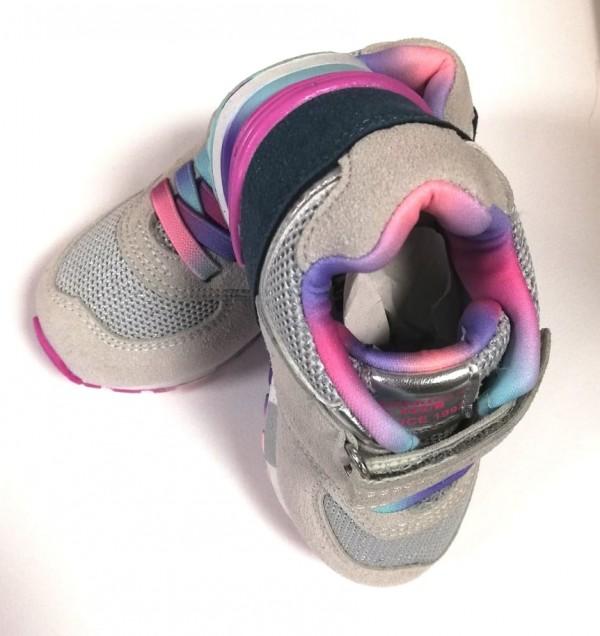 Детски маратонки момиче grey