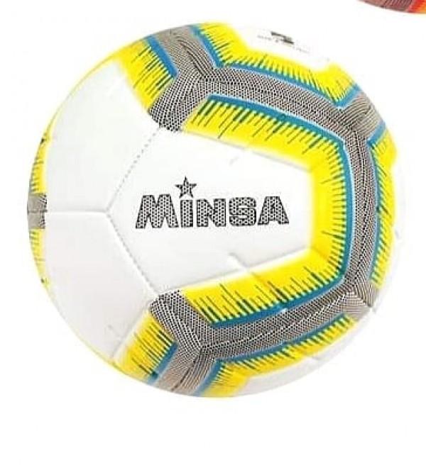 Футболна топка 5-ца /кожа/ 53094