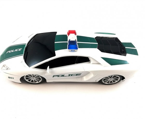 Полицейска кола с радиоконтрол FAMOUS