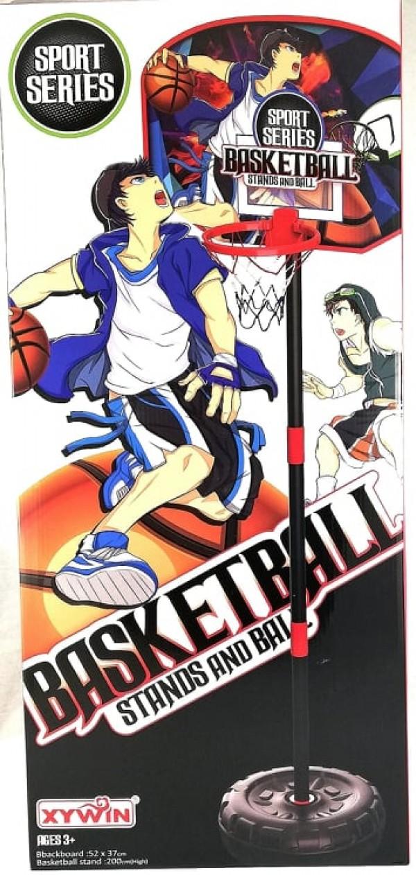Баскетболен кош със стойка