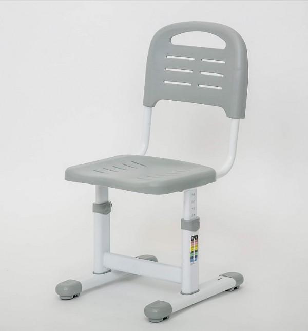 Ергономична ученическа маса и стол СИВ