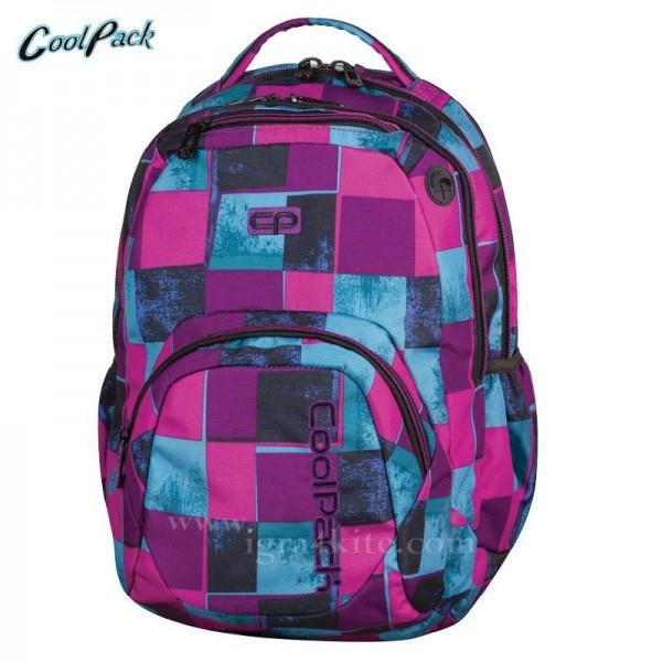 Cool Pack Smash - Ученическа раница Plaid 69342