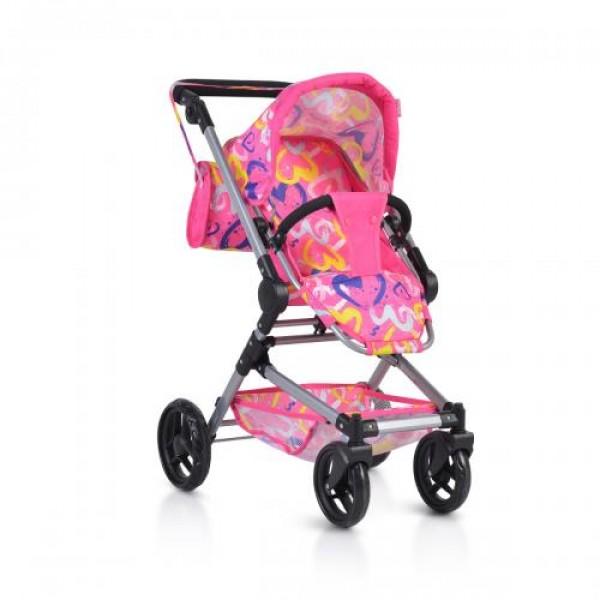 Комбинирана количка за кукли Venera 9636