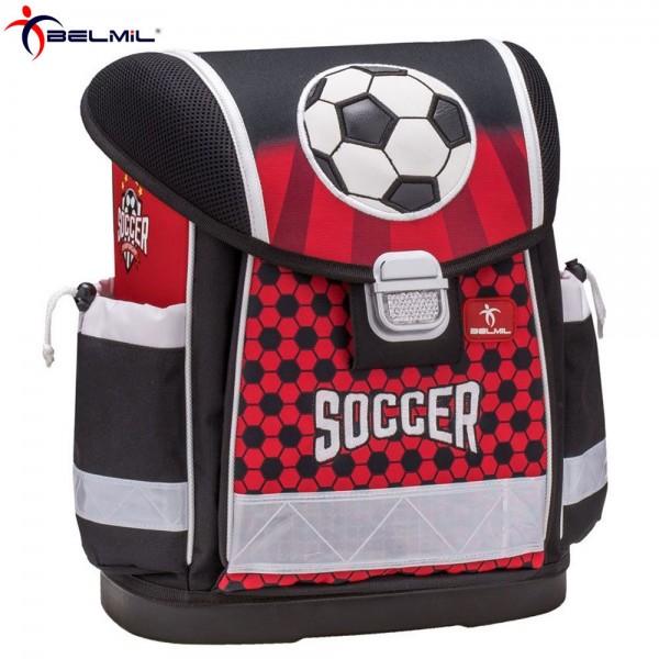 Belmil - Ергономична ученическа раница CLASSY Soccer