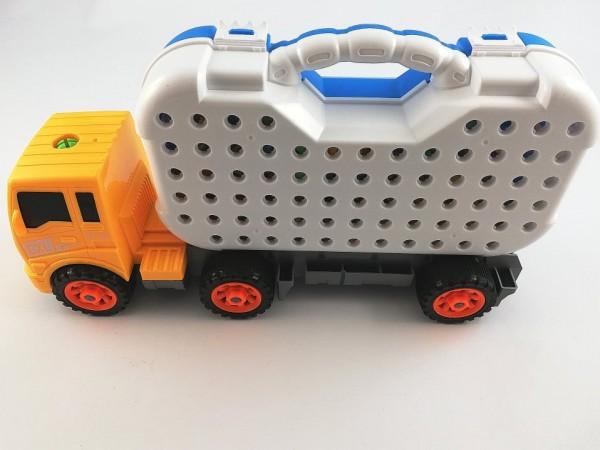 Детски камион конструктор