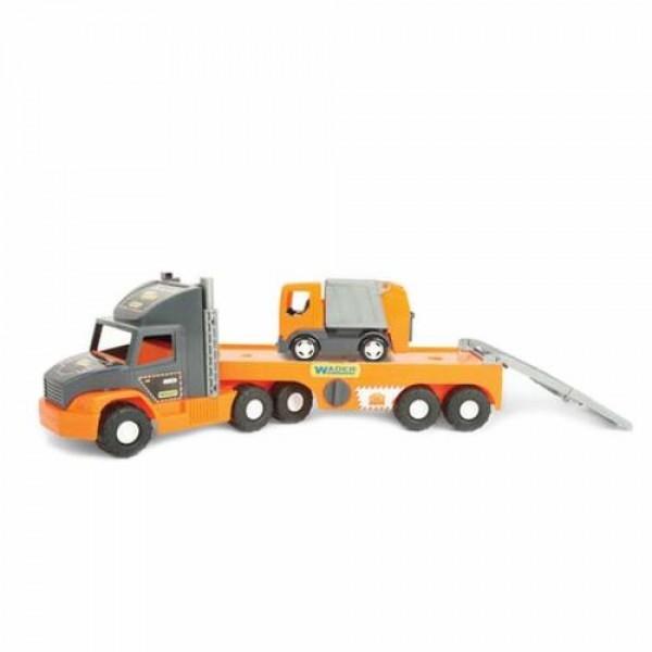 Автовоз на камион за смет - 36730