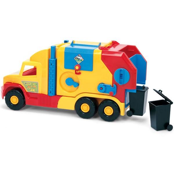 Super камионче за боклук - 36580