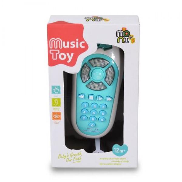 Бебешко музикално дистанционно - K999-116B