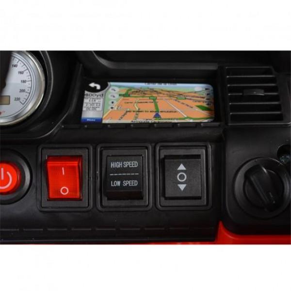 Акумулаторен джип SQUAD JC002 червен