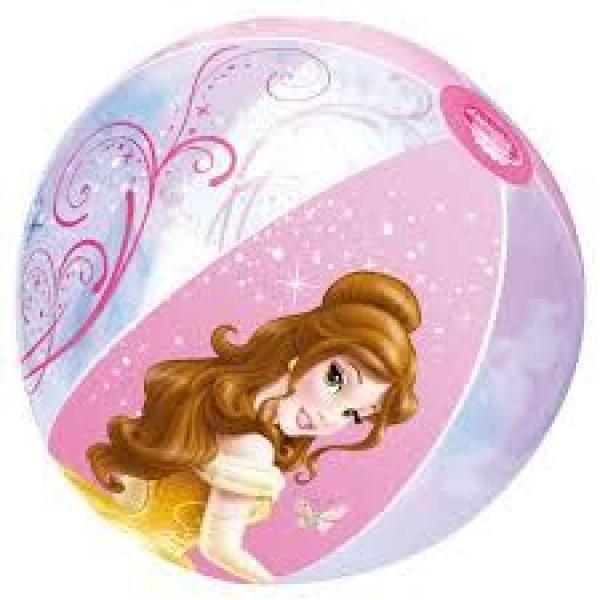 Топка принцеса BESTWAY DISNEY 3+год 51см