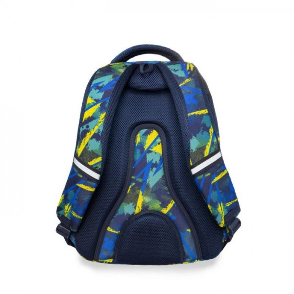 Раница COOLPACK - SPINER - ABSTRACT YELLOW